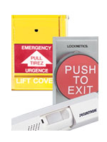 Exit Controls Electronic Accessories
