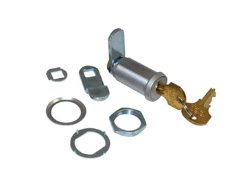 CCL Chrome, Satin Cam Lock Product Number: B15760 KA CAT30