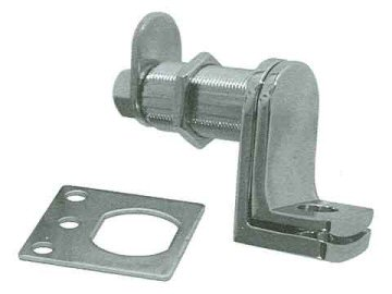 Olympus Lock Chrome, Polished Cam Lock Product Number: DCP US26