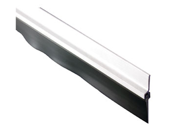 Pemko Aluminum, Satin Door Sweep Product Number: 307AV-36