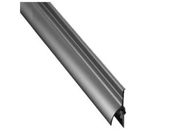 Pemko Aluminum, Satin Door Sweep Product Number: 345AV-48""