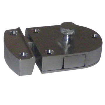 Rockwood Mfg Chrome, Satin Gate Latch Product Number: 602 26D