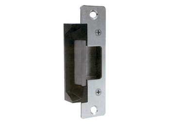 HES Stainless Steel, Satin Electric Strike Product Number: 5200-12/24DC