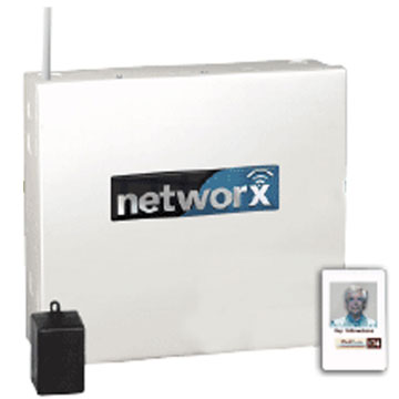 Alarm Lock  Control Panels Product Number: NETWORXPANEL