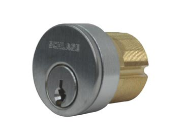Schlage Chrome, Satin Cylinder Product Number: 20-013C145