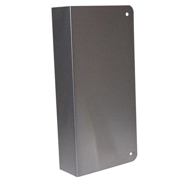 Don-Jo Door Wrap Plate 40-CW-S 117027  sc 1 st  Chown Hardware & Lock Plates And Wraps Door Wrap Plate Don-Jo Product Number: 40 ...