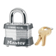 Master Lock  Keyed Padlock Product Number: 3KA 3303