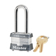 Master Lock  Keyed Padlock Product Number: 3KALH 0536