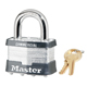 Master Lock  Keyed Padlock Product Number: 5KA A112