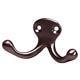 Ives Bronze, Oil Rubbed Hook Product Number: 582B10B