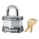 Master Lock  Keyed Padlock Product Number: 31KD