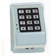 Alarm Lock Chrome, Satin Keypad Product Number: DK3000/26D