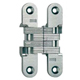 SOSS Invisible Hinges Brass, Satin (Coated) Door Hinge Product Number: 212US4