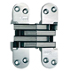 SOSS Invisible Hinges Chrome, Satin Door Hinge Product Number: 220US26D