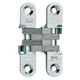 SOSS Invisible Hinges Chrome, Satin Door Hinge Product Number: 204US26D
