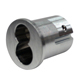 Schlage Chrome, Satin Cylinder Housing Product Number: 20-060 626