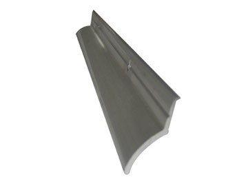 Pemko Aluminum, Satin Door Sweep Product Number: 345A-36""