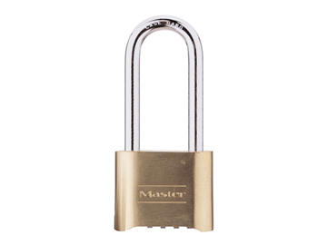 Master Lock  Combination Padlock Product Number: 175LH