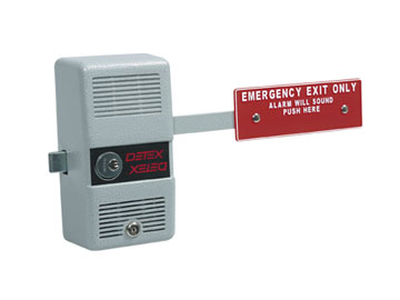 Detex  Exit Control Lock Product Number: ECL-230D