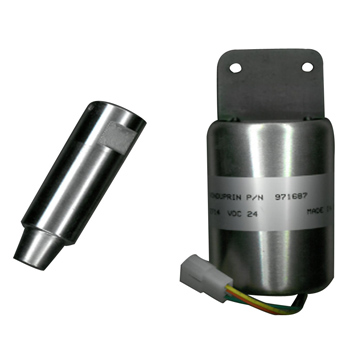 Von Duprin  Electrified Lock Part Product Number: 050536