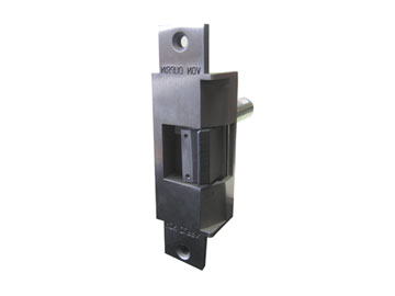 Von Duprin Stainless Steel, Satin Electric Strike Product Number: 6223FSE-32D CON 24VDC