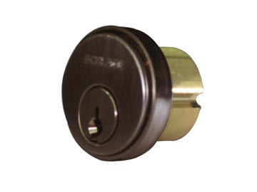 Schlage Bronze, Oil Rubbed Cylinder Product Number: 20-001C 613