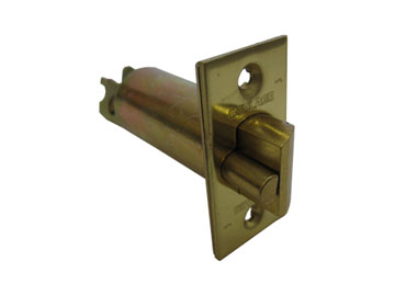 Schlage Brass, Polished Latch Bolt Product Number: 12-103 605