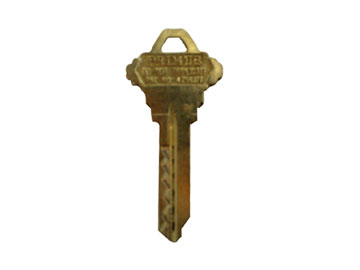 Schlage  Key Blank Product Number: 35-052KP