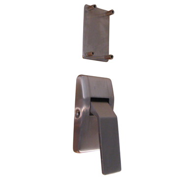 ABH Stainless Steel, Satin Push-Pull Latch Product Number: 6830 US32D