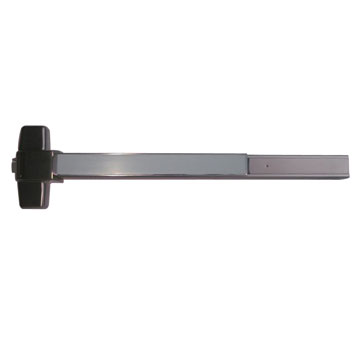 Marks USA Stainless Steel, Satin Exit Device Product Number: M9900 US32D