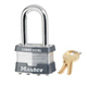 Master Lock  Keyed Padlock Product Number: 1KALF 2402