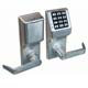 Alarm Lock Chrome, Satin Electronic Lockset Product Number: DL4100/26D
