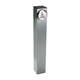Curran Aluminum, Satin Bollard Post Product Number: CE-916 AL