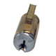 Schlage Brass, Satin (Coated) Cylinder Product Number: 20-724EFP 606 LKB