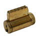 Schlage Brass, Satin (Coated) Cylinder Product Number: 23-065F KD 606